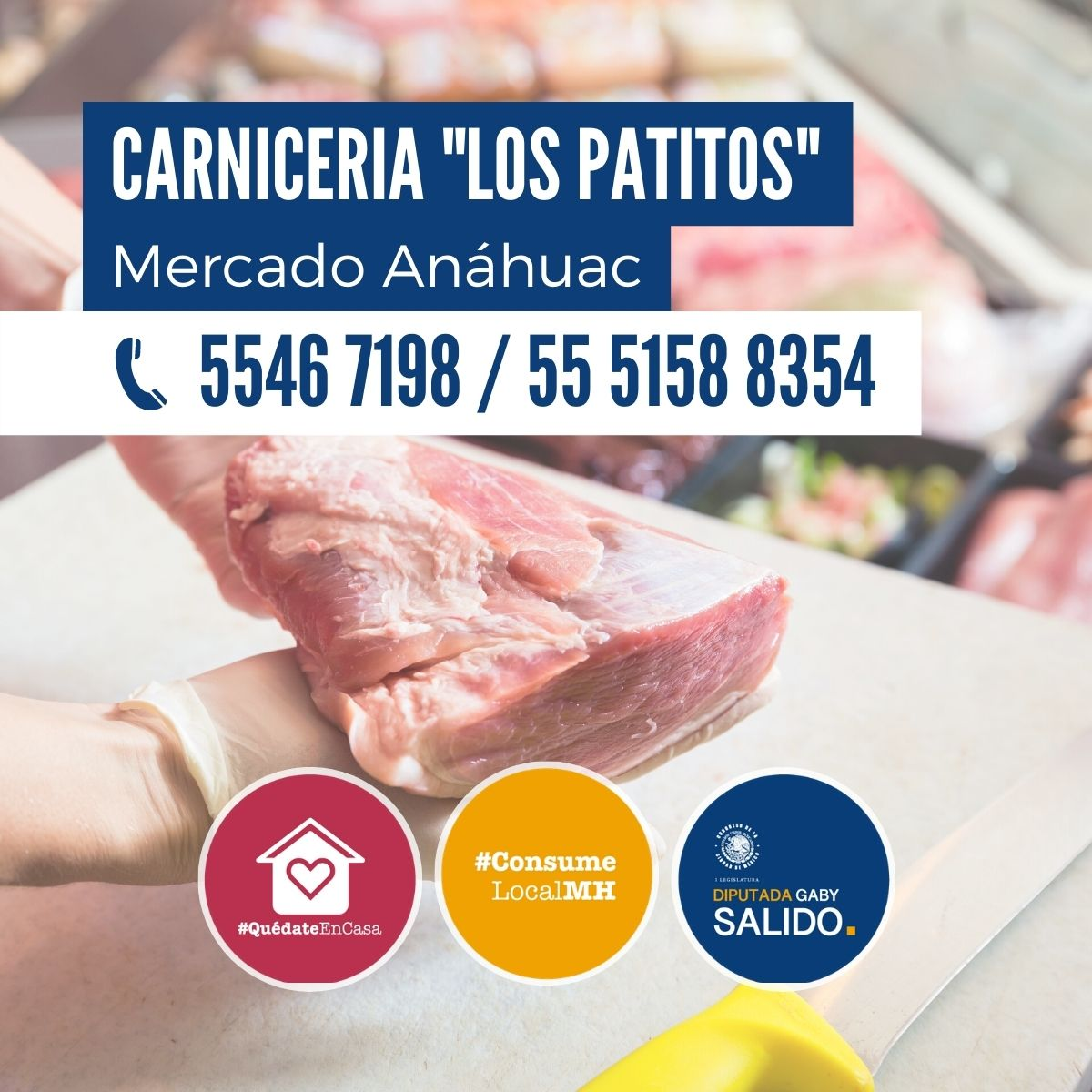 Carnicería «Los Patitos»