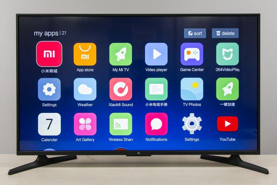 Mi TV 4A vs Mi TV 4: Inilah Perbedaan Antara Dua TV Xiaomi