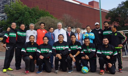 Selección Nacional de  Médicos de Fútbol reclutará  talento en la Facultad de Medicina