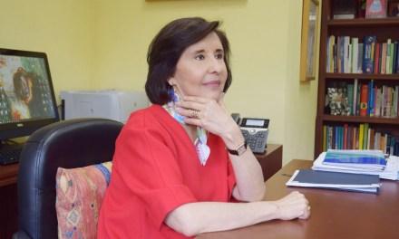 Doctora Teresita Corona: investigadora líder y pionera en puestos de decisión