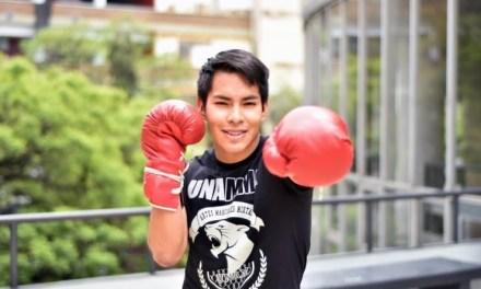 Kick boxing, nuevo taller en la Facultad de Medicina
