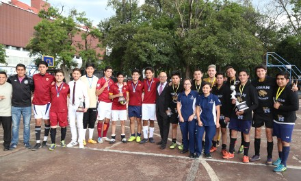 Croacia: campeón 2018 de la Facultad de Medicina