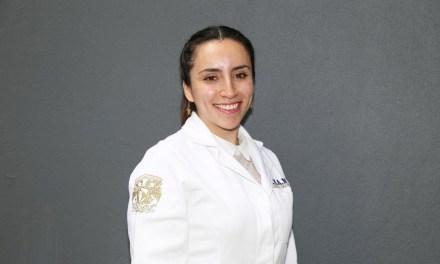 Nadja Monroy, primera científica forense titulada en México