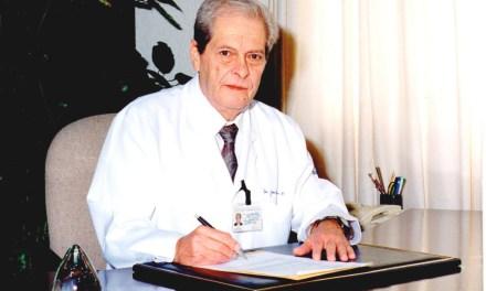 Doctor Jaime Villalba, una vida dedicada a la Neumología