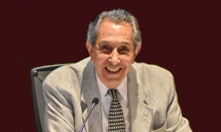 Doctor Jorge Avendaño-Inestrillas, 27 años de labor editorial en la Facultad de Medicina de la UNAM