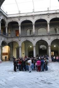 Noche de Museos en el Palacio de Medicina