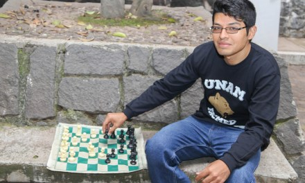 Eduardo de la Fuente gana lugar para torneo estatal de ajedrez
