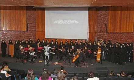 El Coro Aliis Vivere conmemora el Día de Muertos
