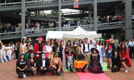 La comunidad FacMed revive leyendas mexicanas