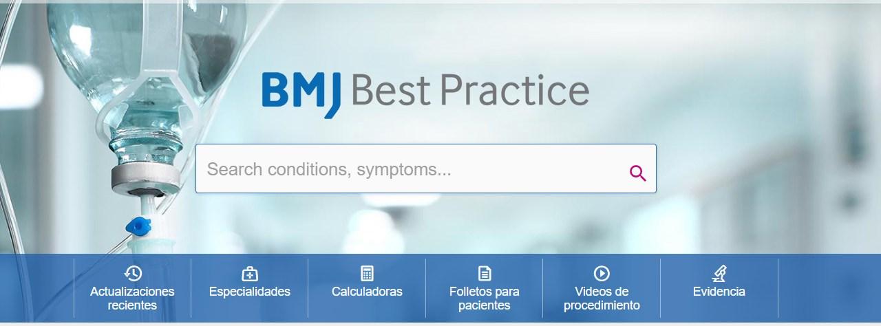 Una herramienta para la toma de decisiones clínicas