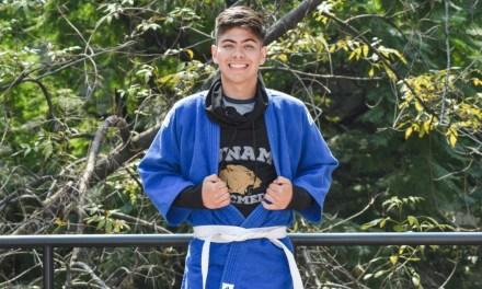 Segundo lugar en judo para Lucio Alfaro