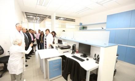 El Departamento de Fisiología se renueva para beneficio de la investigación y el trabajo en equipo