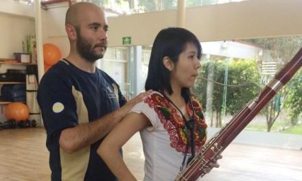 Fisioterapia y Música,  combinación humanista