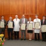 Reconocimiento a las 10 mejores sedes clínicas de pregrado
