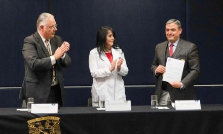 Jaime Berumen, nuevo jefe de la Unidad de Investigación en Medicina Experimental