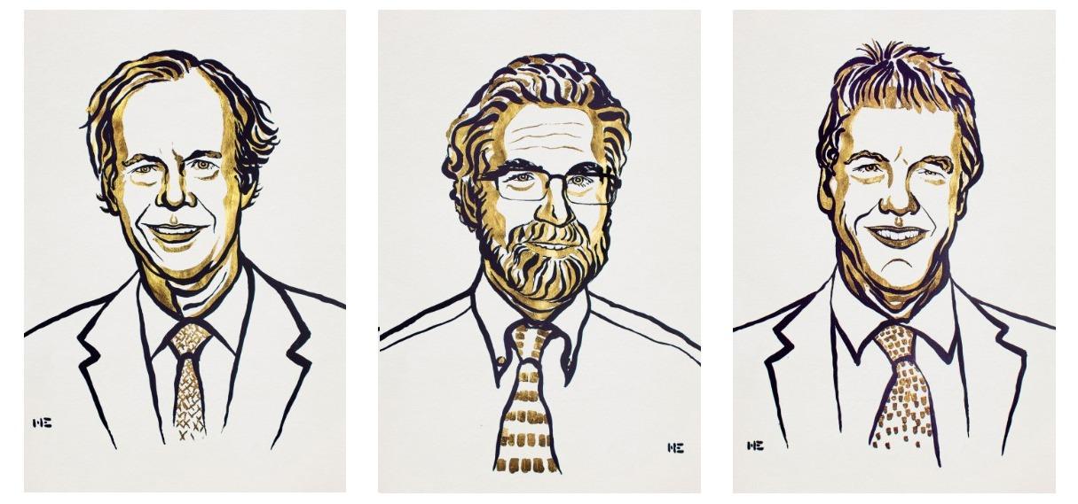 Tres científicos reciben el Premio Nobel de Medicina 2019