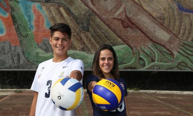 Conoce a nuestros seleccionados Pumas en voleibol