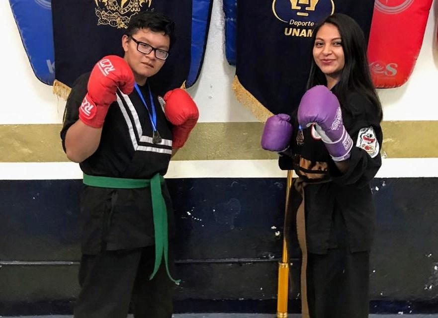 Alumnos FacMed triunfan en Juegos Universitarios