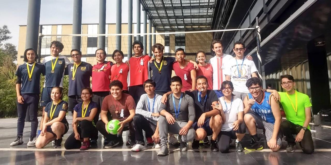Primer Torneo de Voleibol en Ciencia Forense