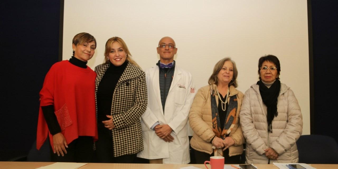 Presentación de estudios mexicanos que contribuyeron a la revisión mundial del ICD-11