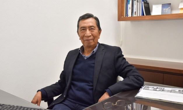 El doctor Javier Santacruz Varela ganó la Cátedra Salvador Allende