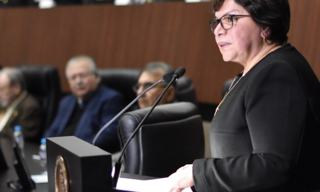La doctora Irene Durante asume la presidencia del COMAEM