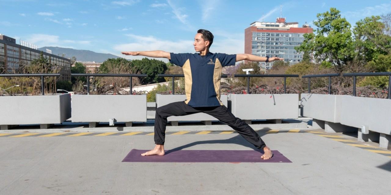 Fisioterapia y yoga, otra forma de crear conocimiento