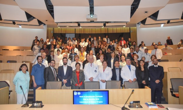 Inicia la actualización curricular del Plan de Estudios de Médico Cirujano