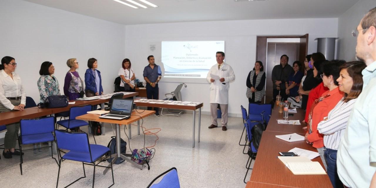 Diplomado para académicos Planeación, didáctica y evaluación en Ciencias de la Salud