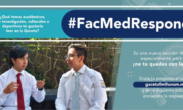 #FacMedResponde