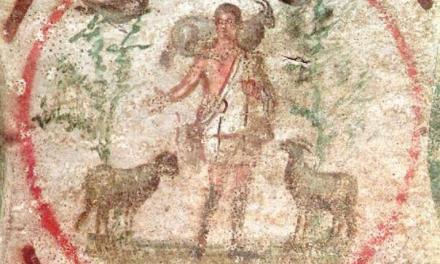 Del pastor al todopoderoso: la imagen de Cristo en el Arte
