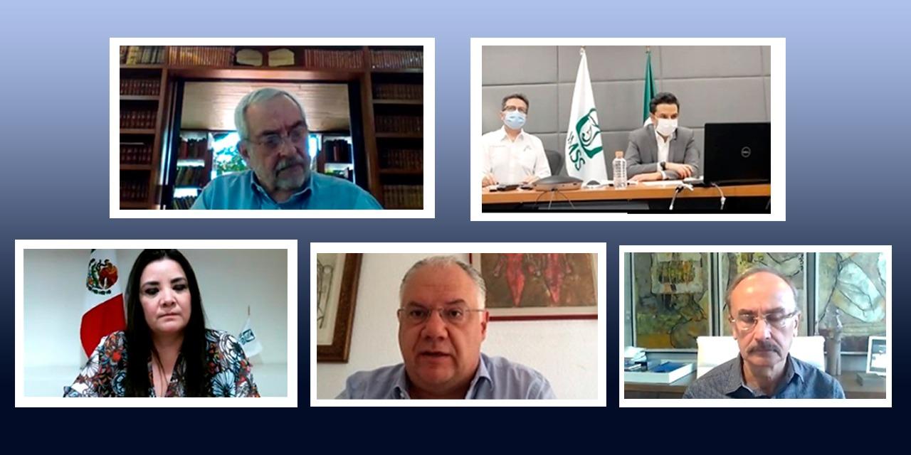 La UNAM entrega 20 mil kits de protección para residentes del IMSS