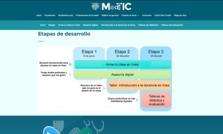 Inicia la segunda etapa de la iniciativa Hacia la docencia en línea
