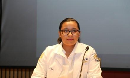 Alumna investiga acerca de la supervivencia en el carcinoma hepatocelular