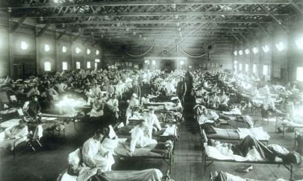 La historia de las pandemias