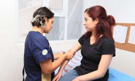 Alumnos de Fisioterapia seleccionan área de profundización