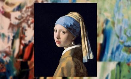 El arte realista en la pintura de Vermeer