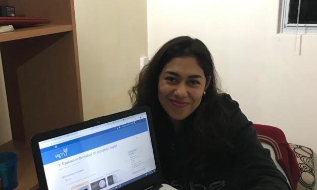 ¿Qué opina el profesorado de la iniciativa Hacia la docencia en línea?