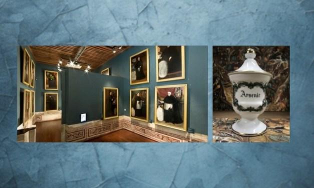 Objetos, relatos y obras históricas en el Palacio de la Escuela de Medicina