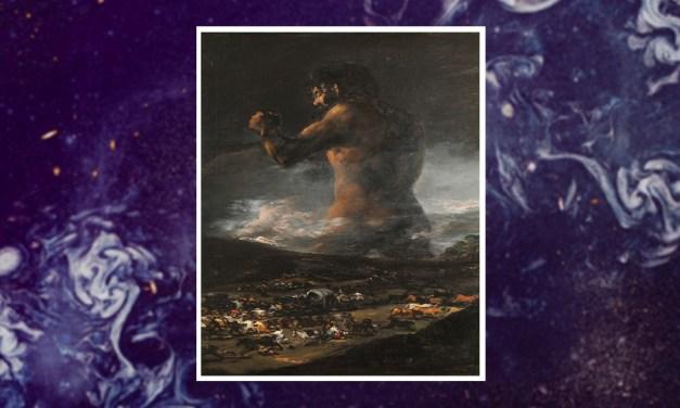 La oscuridad de Francisco de Goya