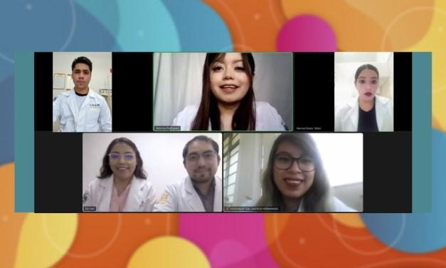 Médicos pasantes ganan los tres primeros lugares del Foro de Investigación en Salud de Querétaro