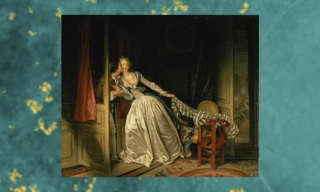 El amor en la obra de Fragonard