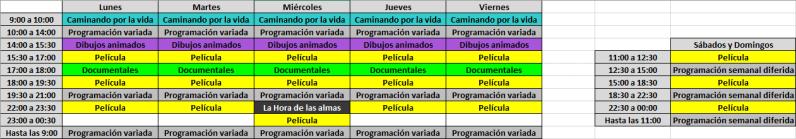 PROG. TV