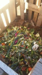 compostera. Agrocompostaje