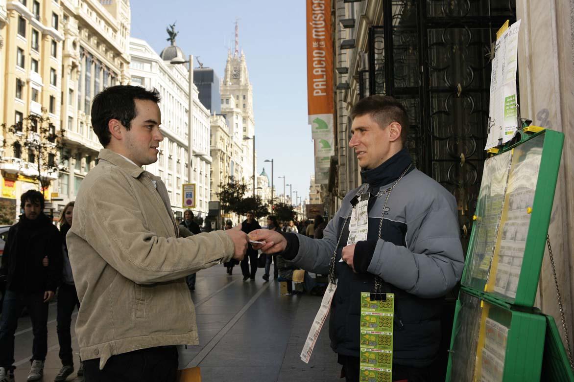 El Cupón de la ONCE deja 140.000 euros a 4 premiados en Humanes de Madrid