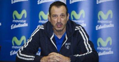 """Maldonado: """"Vamos sin Vicedo ni Landesberg, pero afrontaremos el reto los que estamos"""""""