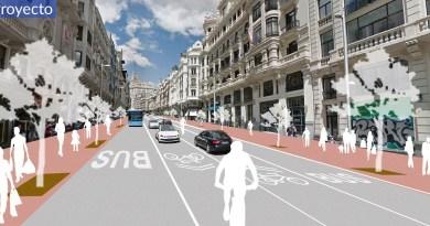 Manuela Carmena anuncia el nuevo proyecto de la Gran Vía