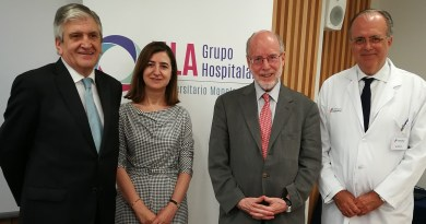 """El Hospital Universitario HLA Moncloa acoge una conferencia magistral sobre """"Ética y Calidad Asistencial"""""""