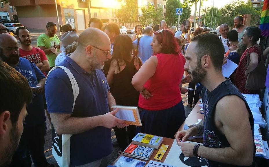 """Vallecas saldrá a la calle este miércoles para reivindicar """"un Orgullo más inclusivo y cercano a la ciudadanía"""""""
