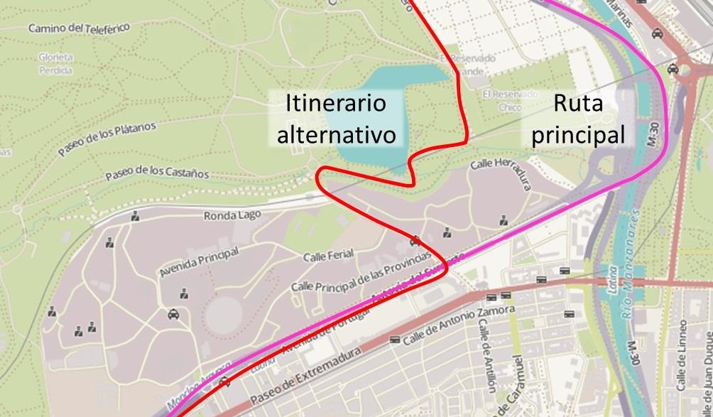 El Ayuntamiento de Madrid restringirá el tráfico en la Casa de Campo para reducir la contaminación